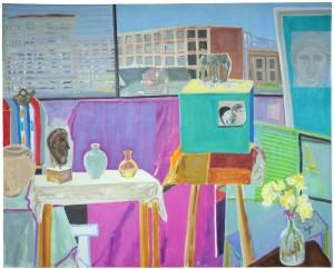 Painting at 845