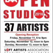 Open Studios 2016